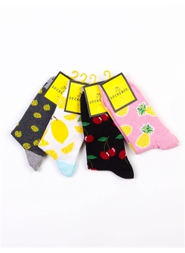 Socks&Co Çorap Sarı